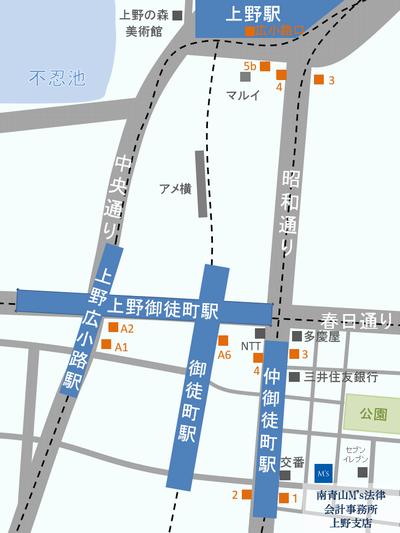 オリジナルマップ